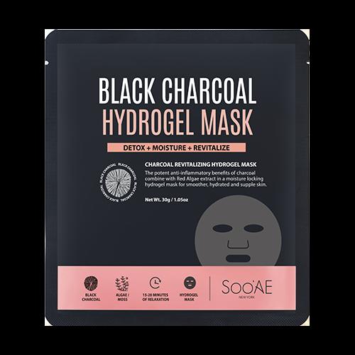 blackcharchoalhydrogelmask
