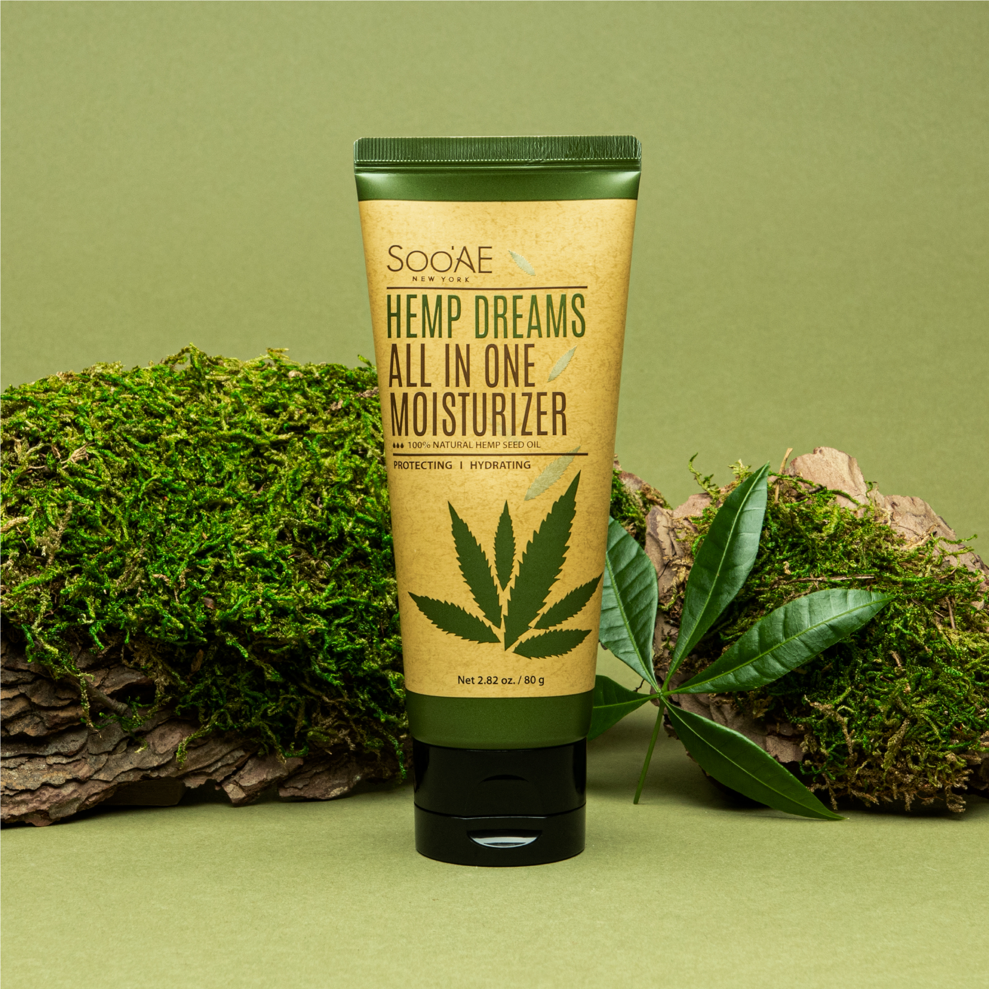 Hemp Dreams All In One Moisturizer Green Clean Beauty Simple Skincare From The Best Of Nature